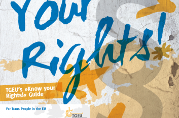 Cover of the Know Your Rights Guide