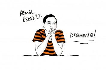 solidarity with Kemal Ordek