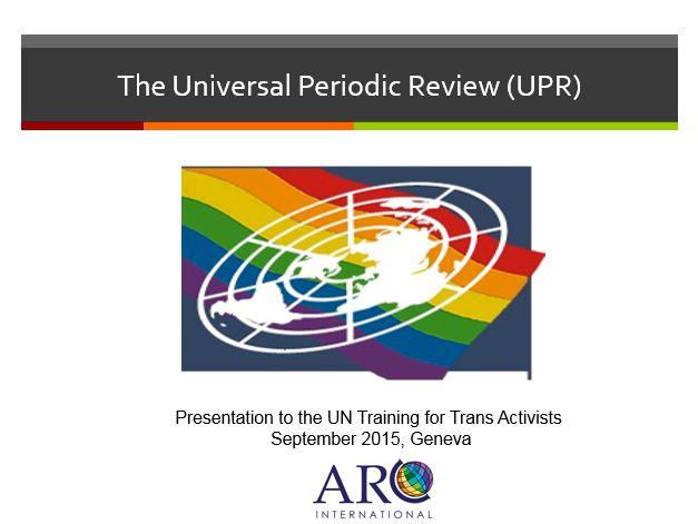 UPR Arc