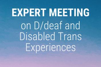 expert meeting