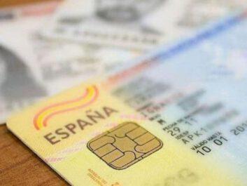 Spanish ID card